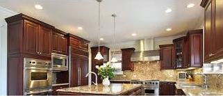 Residential lighting high hat